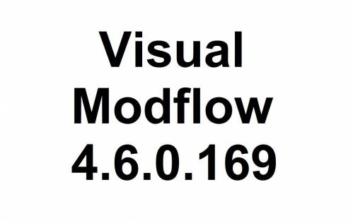 دانلود Visual MODFLOW 4.6.0.169 آخرین نسخه ارائه شده همراه با کرک